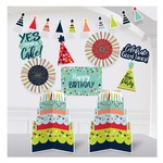 Room Decoration Kit - Reason to Celebrate - 10 pcs