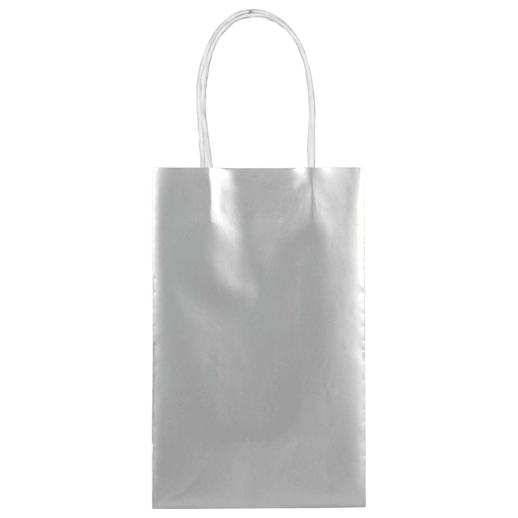 Bags - Silver - 10pk - 5.12X8.25X3.12 in