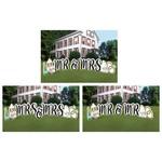 Jumbo Lawn Sign - Wedding