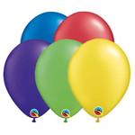 Latex Metallic Balloons