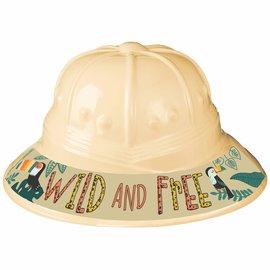 Hat - Safari  - Plastic