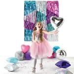 Foil Backdrop - Sparkle