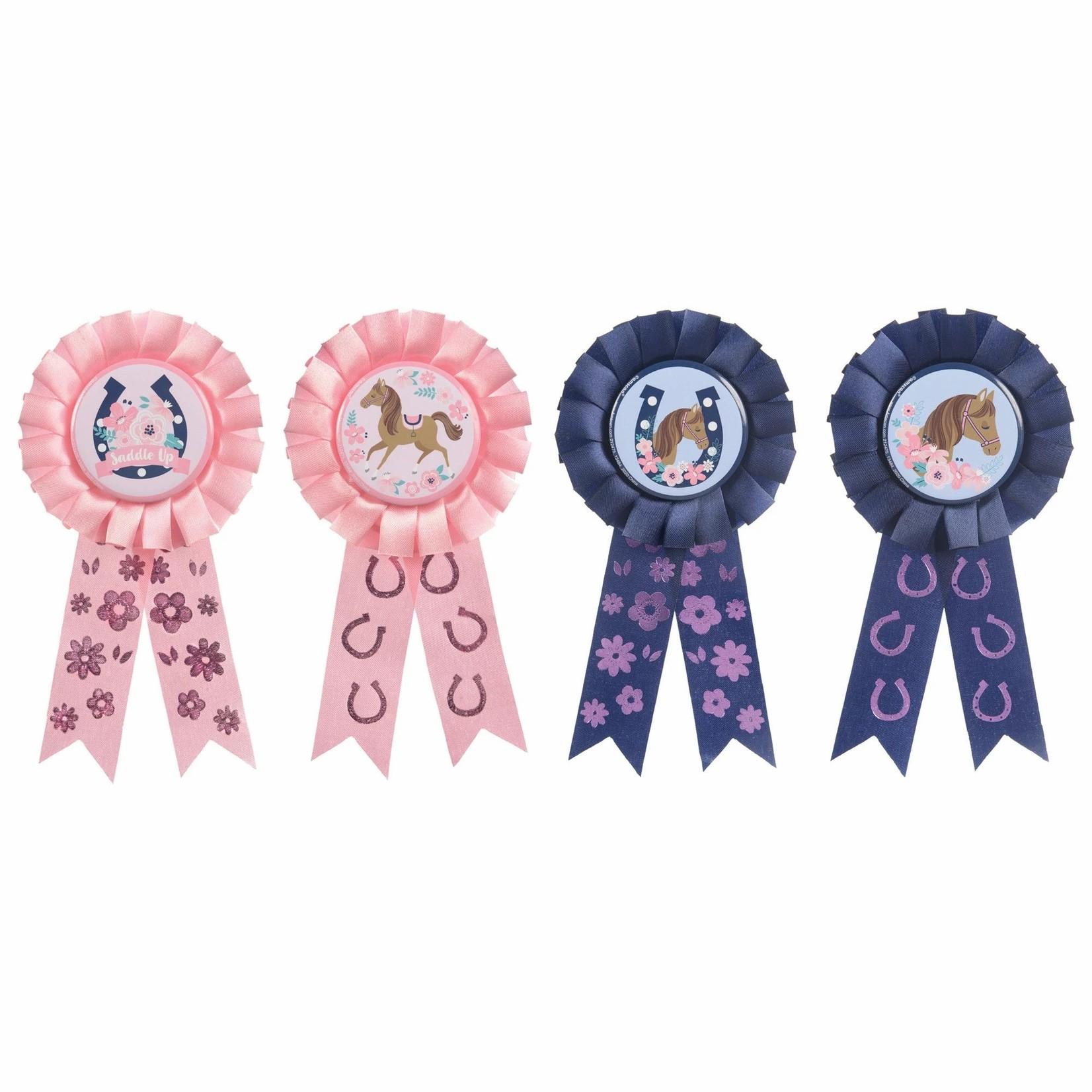 Award Ribbons - Saddle Up - 4 pcs
