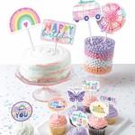 Cake Topper Kit - Girl - Chella