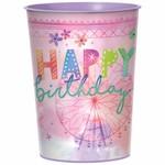 Plastic Cup - Girl - Chella