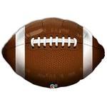 "Foil Balloon - Football - 36"""