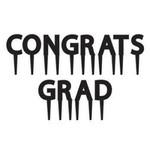 Cake Picks - Congrats Grad