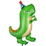 Foil Balloon - Dino - Mite - Super Shape -