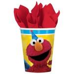 Cups - Paper Sesame Street - 8 pk
