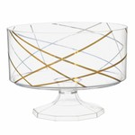 Small Trifle Container - Gold -1 pk