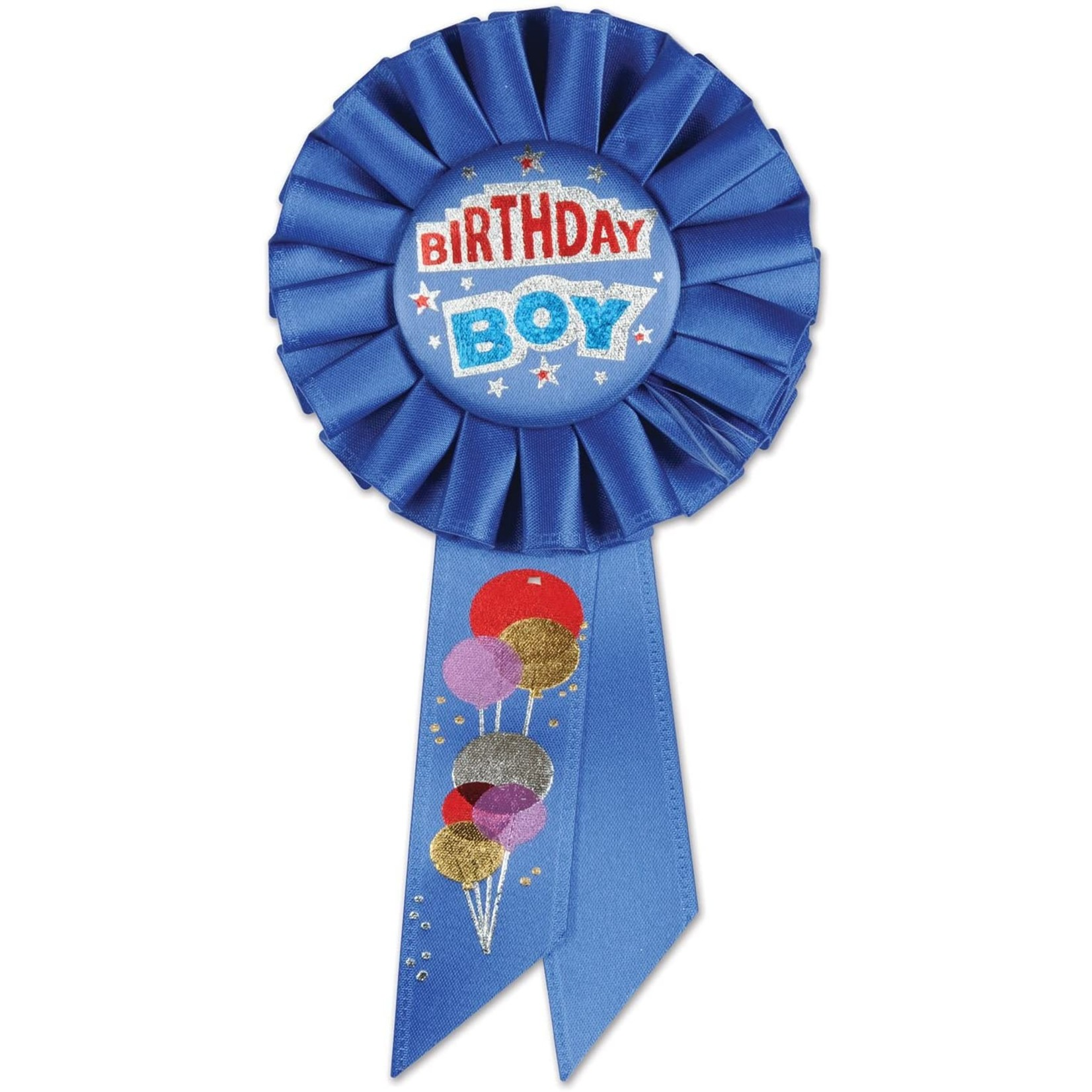 Award Ribbon - Birthday Boy