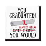 Napkins - BN - Graduation Fun - 16pkg - 2ply