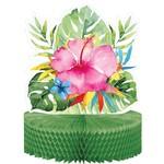 """Center Piece - Floral Paradise - 9"""" X 12"""""""