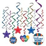Swirls - Welcome Home - 12pcs