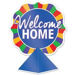 "Centerpiece - Welcome home - 3D - 9""X12.5"""