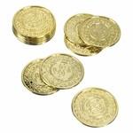 Favors - Gold Coins - 100 PCS