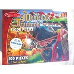 Floor Puzzle - Medieval Triumph