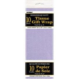 "Tissue Gift Wrap-Lavender-10 Sheets (20""x26"" Each)"