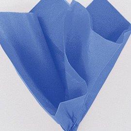 "Tissue Gift Wrap- Royal Blue - 10 Sheets (20""x26"" Each)"