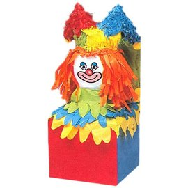 Pinata -Jack In the Box-17''x8'x8''