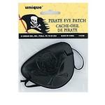 Costume Accessory-Pirate Eye Patch-1pkg