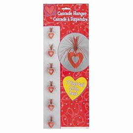 Cascade Hanger-Valentine-Hearts-Foil-7ft