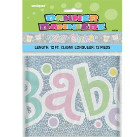 Banner-Baby Clothes-Foil-9Ft