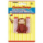 Candles-Curious George