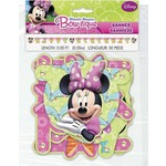 Banner-Minnie Mouse Bow-tique-6.66Ft