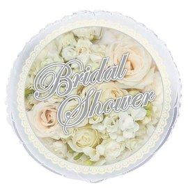 "Foil Balloon - Bridal Shower -18"""