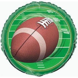 Foil Balloon - Football - 18''