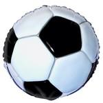 Foil Balloon - Soccer - 18''