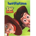 Invitations-Toy Story-8pk (Discontinued)