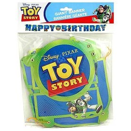 Banner-Toy Story-Paper
