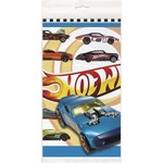 Table Cover-Hot Wheels-Plastic-54''x84'