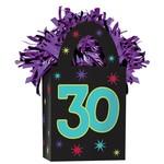 Balloon Weight-30th Birthday-5.7oz