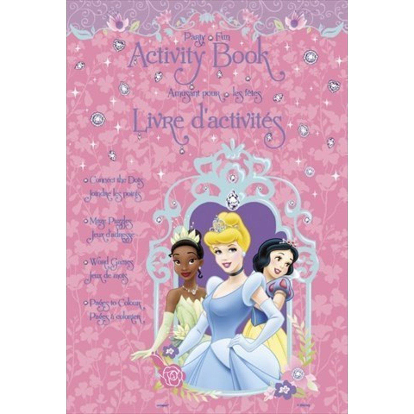 Activity Book-Princess