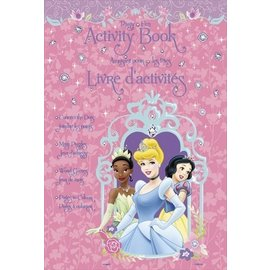 Activity Book-Princess