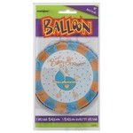 Foil Balloon - Baby Joy Blue - 18''