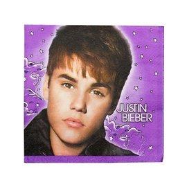 Napkin-LN-Justin Bieber-16pk-2ply (Discontiued)