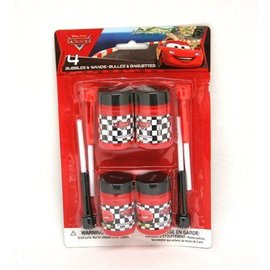 Bubbles-Disney Pixar Cars-4pk