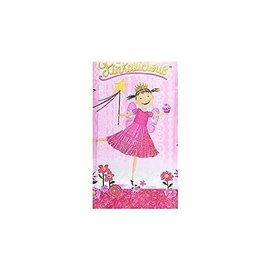 Table Cover-Pinkalicious-Plastic-54''x84'' (Discontinued)