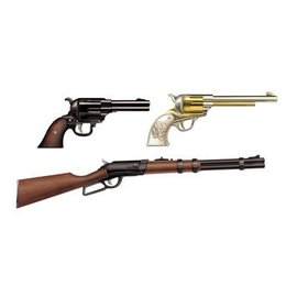 "Cutouts-Western Weapons-3pkg-17.5""-36"""