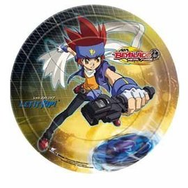 Plates-LN-Beyblade-8pk-Paper- Discontinued