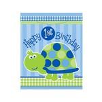Loot Bags-1st Bday Turtle-8pk
