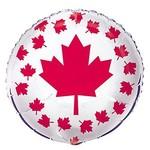Foil Balloon - Canada Day - 18''