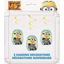 Danglers-Despicable Me 2-3pk