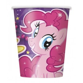 Cups-My Little Pony-Paper-9oz-8pk