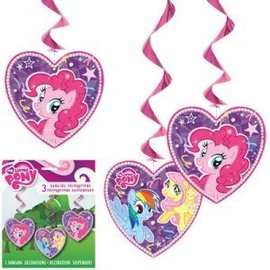 Danglers-My Little Pony-3pk/26''