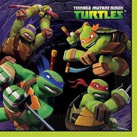 Napkins LN-Ninja Turtles-16pk-2ply- Discontinued